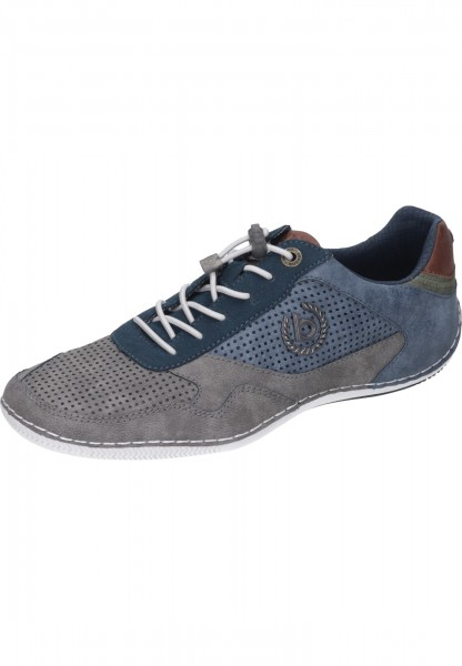 Bugatti denim Herren Slipper